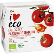 Passerade Tomater 500g KRAV ICA I love eco