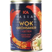 Wokgrönsaker 425g ICA Asia