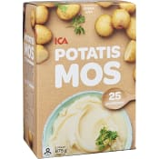 Potatismos 25 port 875g ICA