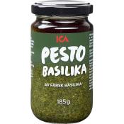 Pesto Basilika 185g ICA