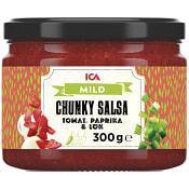 Chunky salsa Mild 300g ICA
