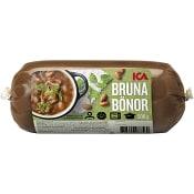 Bruna bönor 500g ICA