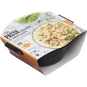 Pasta Skinka & vitvinsås Måltid Fryst 360g ICA