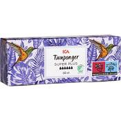 Super Plus Tampong 16-p Miljömärkt ICA