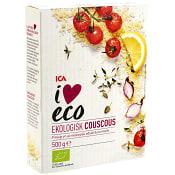 Couscous Ekologisk 500g ICA I love eco