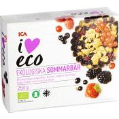Sommarbär Fryst 250g KRAV ICA I love eco
