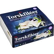 Torskfiléer Fryst 1kg ICA