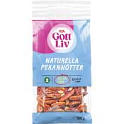 Pecannötter 100g ICA gott liv