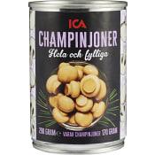 Champinjoner Hela 290g ICA