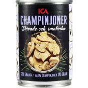 Champinjoner Skivade 290g ICA