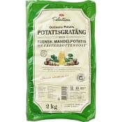 laktosfri potatisgratäng ica