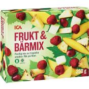 Frukt & bär Fryst 250g ICA