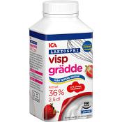 Vispgrädde Laktosfri 36% 2,5dl ICA