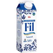 Filmjölk Laktosfri 3% 1l ICA