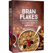 Branflakes Naturell 500g ICA