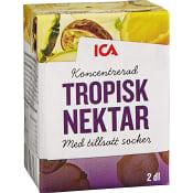Tropisk nektar Koncentrat 2dl ICA