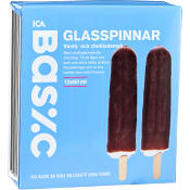 Glasspinne 12-p 456g ICA Basic