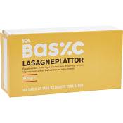 Lasagneplattor 500g ICA Basic