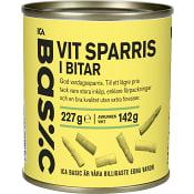 Sparris Bitar 227g ICA Basic