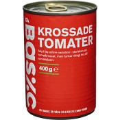 Krossade Tomater 400g ICA Basic
