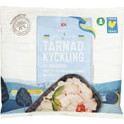 Kyckling Tärnad Fryst 1kg ICA