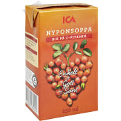 Nyponsoppa 250ml ICA