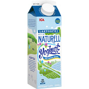 Yoghurt Naturell Laktosfri 3% 1l ICA