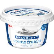 Crème fraiche Laktosfri 34% 2dl ICA