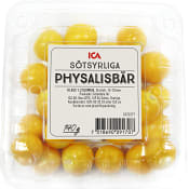 Skalad physalis 140g Klass 1 ICA