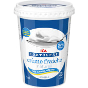 Crème fraiche Laktosfri 34% 5dl ICA