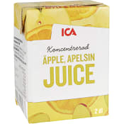 Äppel & Apelsinjuice Koncentrat 2dl ICA