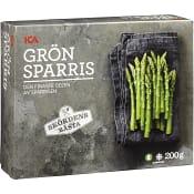 Grön sparris Fryst 200g ICA