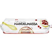 Mandelmassa 400g ICA
