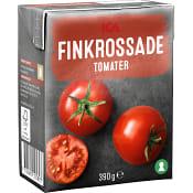 Finkrossade Tomater 390g ICA
