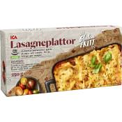 Lasagneplattor glutenfri 250g ICA