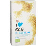 Bulgur 500g ICA i love eco