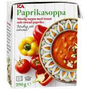 Rostad Paprikasoppa med tomat 390g  ICA