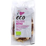 Nötmix Ekologisk 100g ICA I love eco
