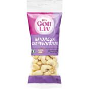 Naturella cashewnötter 70g ICA Gott Liv