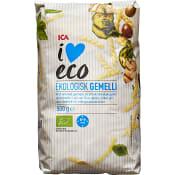 Gemelli Ekologisk 500g ICA I love eco