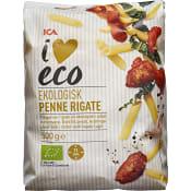 Penne rigate Ekologisk 500g ICA I love eco