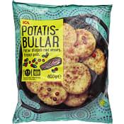 Potatisbullar Fryst 800g ICA