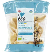 Potatis Amandine 900g KRAV Klass 1 ICA I love eco