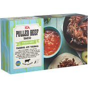 Pulled Beef Taco 370g ICA