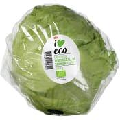 Isbergsallat Ekologisk 300g ICA I love eco