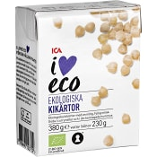 Kikärtor 380g ICA I Love Eco