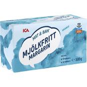 Margarin Mjölkfritt 500g ICA