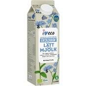 Lättmjölk 0,5% 1l KRAV ICA I love eco
