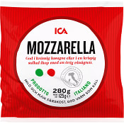 Mozzarella 125g ICA