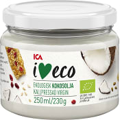 Kokosolja Ekologisk 250ml ICA i love eco